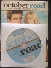October Road - Season 1, Disc 2 REPLACEMENT DISC (not full season)