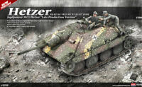 1/35 Jagdpanzer 38(t) Hetzer [Late Production Version]  #13230 Academy Model