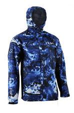 HUK Performance Fishing CYA Camo Sz M Packable Rain Jacket  H4000018-468  $120