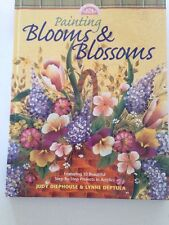 Decorative Painting Series Painting Blooms and Blossoms Judy Diephouse Acrylics