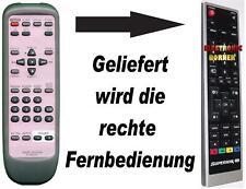 Ersatz Fernbedienung für Technics EUR646467 HI-FI NEUWARE