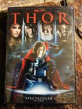 Thor Marvel studios DVD Movie One Of Trilogy Superheros Cinamatic Universe