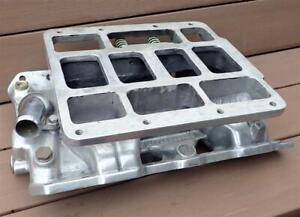 Pontiac Blower Intake Manifold Roots 671/871 Polished 326 350 400 428 455 SWEET!