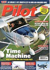 Pilot 2013 February Cessna 182,Pitts