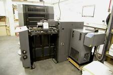 Heidelberg Speedmaster SM52-4P3 +Version (£75,000.00 +VAT) Gearing for N&P
