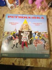 Petrouchka Vanguard Lp Eric Von Schmidt Signed Autographed Album Cover Record