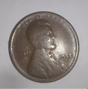 1920 D Wheat Penny - Lincoln