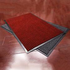 Indoor Doormat Home Stripe Area Rug Thick Door Mat Room Balcony Anti-Slip Carpet