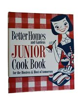 Better Homes and Gardens Junior Cook Book : For the Hostess and Host of Tomorrow