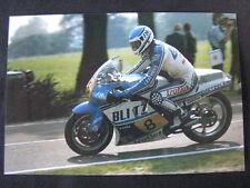 Photo Suzuki RGB500 1986 #8 Peter Lemstra (NED)