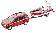 Dacia Duster + embarcation Pompiers MONDO MOTORS