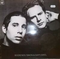 VINILE LP SIMON & GARFUNKEL - BOOKENDS 33 GIRI ANNO 1968 STAMPA UK S 63101 ROCK