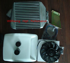 top mount intercooler kit for TOYOTA Land cruiser 100 / 105 1HZ 4.2L turbo dies