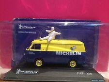 MICHELIN SUPERBE FIAT 238 ech 1/43 NEUF SOUS BLISTER