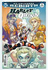 Harley Quinn 9 regular & variant 1st print ReBirth hot series Suicide Squad