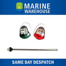 Navigation Light Kit - LED Side Lights W/ 600mm Anchor Riding Light 705134W