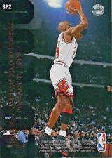 1993 UPPER DECK MICHAEL JORDAN & DOM WILKINS 20,000 POINTS SP2 BASKETBALL CARD