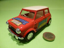 VINTAGE MORRIS MINI COOPER - JOINFORCE - 1:24? RHD - RARE SELTEN - GOOD PULLBACK