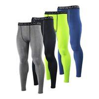 Men's Compression Pants Gym Men Fitness Sports Running Leggings sport pants