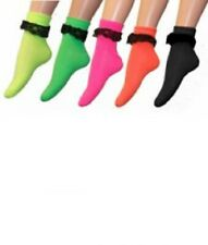 ANKLE LACE SOCKS KIDS Small Girls Sports Fashion  WITH FRILL  COTTON