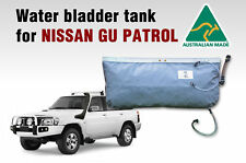 Hanging water bladder tank 22 Gallons (85 Litres) for NISSAN GU PATROL