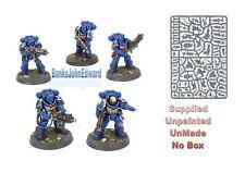 Space marines  five Heavy Intercessors Warhammer 40k Pariah Nexus Kill Team