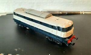 Locomotora marca Lima para piezas o Restaurar.