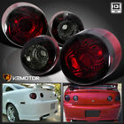 For 2005-2010 Chevy Cobalt 2dr Tail Lights Stop Brake Lamps Smoke Leftright