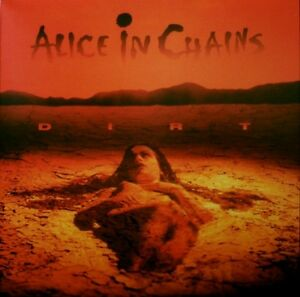 Alice In Chains DIRT 180g NEW SEALED Music On Vinyl LP