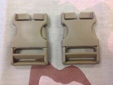 BUCKLE FOR USMC MTV IOTV FSBE NEW LOT OF TWO