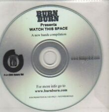 (AC229) Watch This Space, Bands Compilation - DJ CD