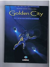 GOLDEN CITY 3. Nuit Polaire. Delcourt 2000. MALFIN