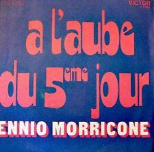 ++ENNIO MORRICONE a l'aube du 5eme jour BO SP45T VG++