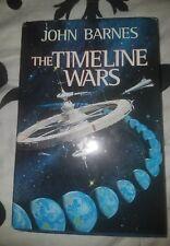 John Barnes - The Timeline Wars - Hardcover