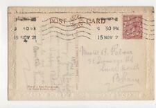 Master Benny Palmer Swanage Road Small Heath Birmingham 1921 471a