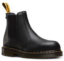 Dr. Martens Fellside Steel-Toe Chelsea Work Boots - Black Industrial - 23115001