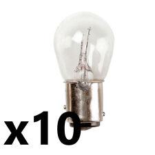 10x 380 12v 21/5w OSP BAY15d Bulb Brake Tail Car Van Lorry Commerical