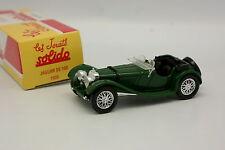 Solido Hachette 1/43 - Jaguar SS100 1938 Verde