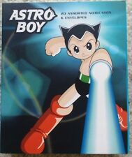 ASTRO BOY  ANIME JAPAN BOXED 20 NOTE CARDS ENVELOPES SET STATIONERY