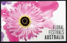 2011 Australia - Floral Festivals Stamp Pack