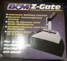 B&M 80681 Z-GATE AUTOMATIC TRANSMISSION SHIFTER ASSEMBLY CHEVY GM FORD BRAND NEW