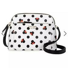 Minnie Mouse Icon Crossbody Bag by kate spade new york in hand
