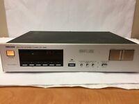 NIKKO NT-990 AM/FM Stereo  TUNER Quartz Lock