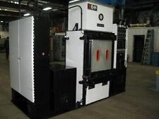 New listing 50 Ton Oem Hydraulic Vacuum Molding Press. Model Vac-Q-Lam Pc992 Voa.