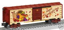 Lionel Thanksgiving Boxcar 6-39359