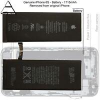 "Apple iPhone 6S 4.7"" 1715mAh 3.82V Li-ion Original Genuine Replacement Battery"