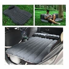 US Car Inflatable Air Seat Bed Sedan SUV Outdoor Camping Travel Comfortable Sofa