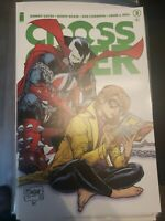 CROSSOVER #3 MCFARLANE SPAWN VARIANT FIRST PRINT IMAGE COMICS (2021) NM