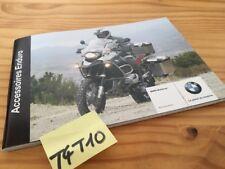 BMW motorrad accessoire enduro moto R1200GS HP2 R1150GS F650GS catalogue pub