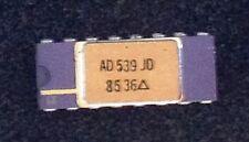 1 Pcs New AD539JD Analog Multiplier / Divider Analog Devices NOS Ceramic Gold